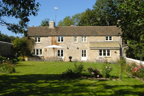 Mill Bank House, Winson, near Bibury